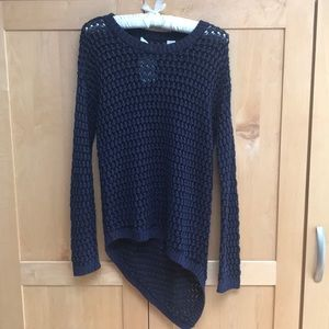 Sweaters - High-low sweater